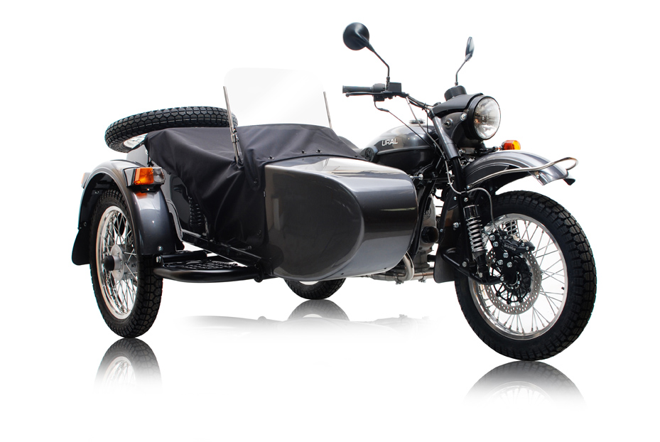 Ural Tourist 2015 color Metallic-Grey